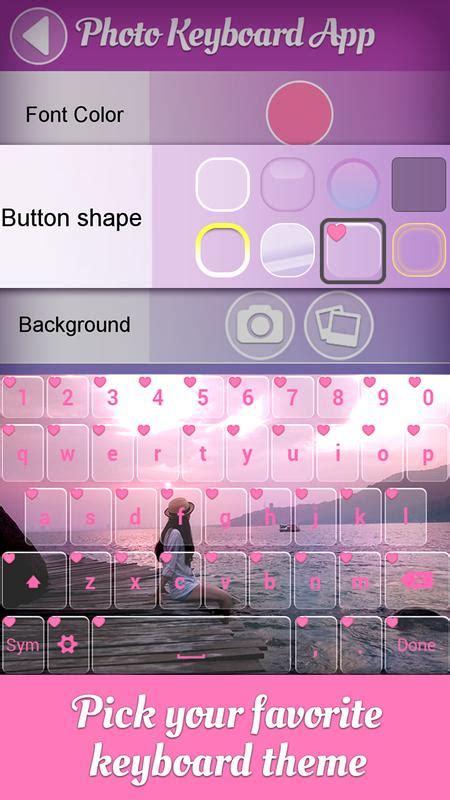 photo keyboard app apk   personalization app
