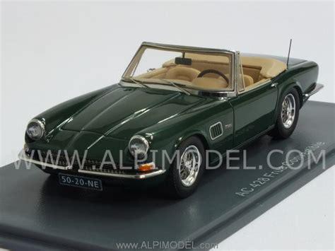 neo AC 428 Frua Convertibkle 1966 (Green) (1/43 scale model)