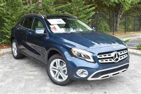 You'll have 8 colors to choose from on the 2020 mercedes=benz gla suc. 2020 Used Mercedes-Benz GLA GLA 250 4MATIC SUV at Inskip's ...