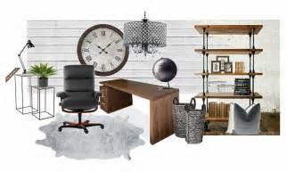 Sleek Office Chair by Rustic Meets Modern Office Design Board Seeking Lavendar