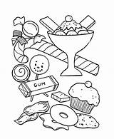 Coloring Cream Pages Cone Peanut Icecream Ice Butter Sandwich Sheets Sundae Printable Hello Getdrawings Getcolorings Bear Kitty Princess sketch template