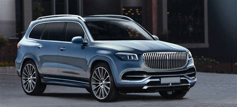 mercedes maybach gls 2020 mercedes morgen maybach suv ausblick wird so der