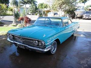 Sell Used 1960 Chevy Impala 2 Door 348