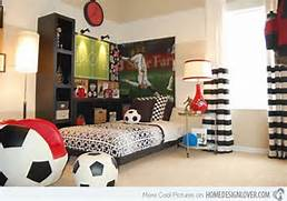 Sports Themed Bedroom Accessories Get Athletic With 15 Sports Bedroom Ideas Home Design Lover
