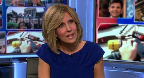 CNN Anchor Alisyn Camerota
