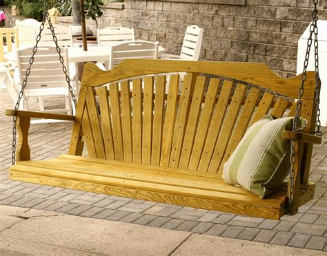 wooden porch swings simple tips to build diy wood porch swing frame plans