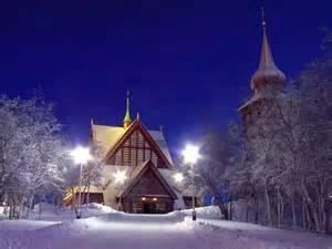 Most Beautiful Church in Sweden