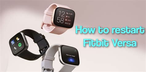 Versa Rose Gold Band Fitbit