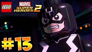 LEGO MARVEL SUPER HEROES 2 GAMEPLAY DEUTSCH PART 13 100% ...