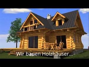 Haus Bausatz Aus Polen : blockhaus aus polen g nstig polnische blockh user youtube ~ Sanjose-hotels-ca.com Haus und Dekorationen