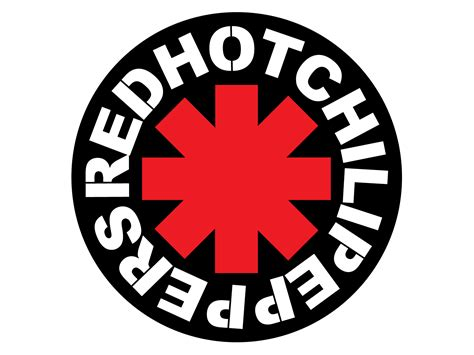 Red Hot Chili Peppers Logo Red Hot Chili Peppers Symbol