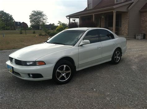 2002 Mitsubishi Galant Rims by Zachary Smith S 2002 Mitsubishi Galant Es Sedan 4d In Lima Oh
