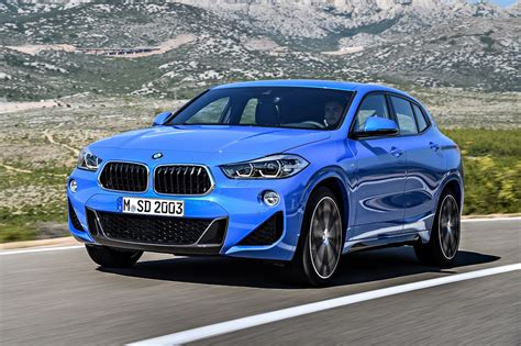Bmw X2 Review Driving Parkers
