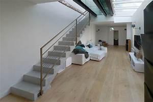 Prix dun escalier en beton for Superb porte de maison prix 1 prix de travaux declairage interieur et devis