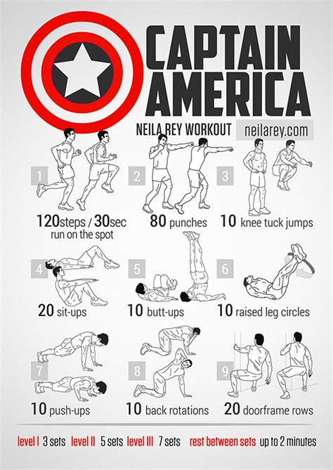 10 Superhero Workouts To Help You Train Like Batman