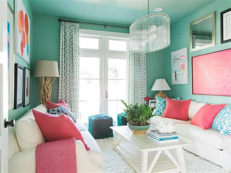 13 Coastal-cool Living Rooms