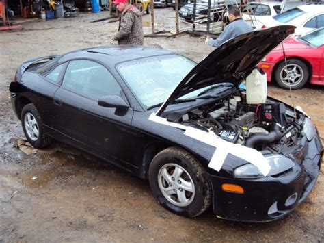 1997 Mitsubishi Eclipse Parts by 1997 Mitsubishi Eclipse Rs 4cyl 5 Speed Transmission