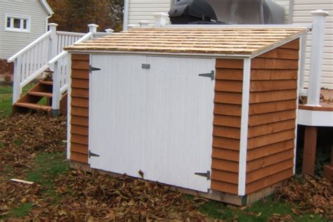 snowblower shed my bicycle snowblower shed project showcase diy