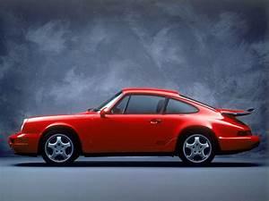 PORSCHE 911 Carrera RS 964 Specs 1991 1992