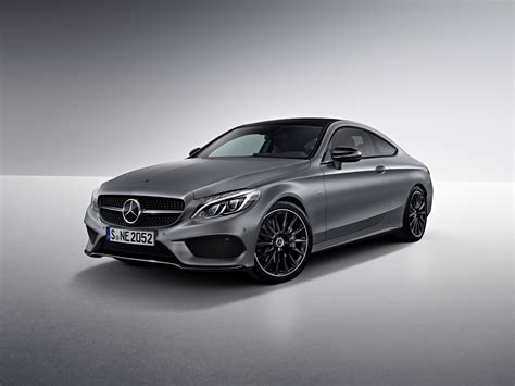 Mercedes C Klasse Coupe by Mercedes C Class Glc And Glc Coupe Gain New Enhancements