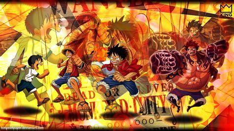 Luffy Tranformations Hd Wallpaper Hintergrund 1920x1080