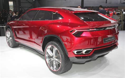 Lamborghini Prepping Urus Hybrid For 2018 Launch
