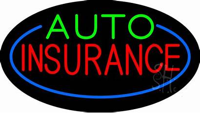 Insurance Neon Sign Signs Giant