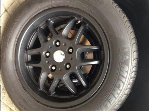sale  black bbs wheels     michelins