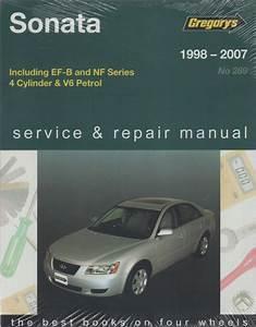 Hyundai Sonata 1998 2007 Gregorys Service Repair Manual