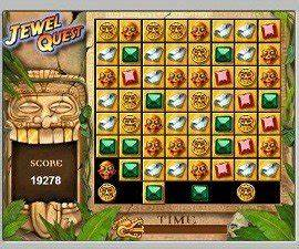 Free Jewel Quest line Game Play Now