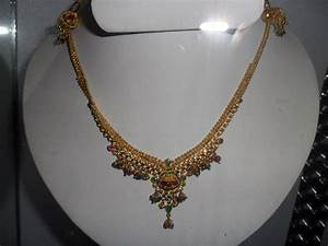 20 Gram Gold Necklace Designs Images - Inofashionstyle.com