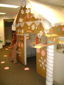 10 Holiday Decorating Ideas for Your fice Cubicle