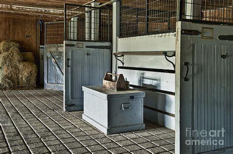 stable rustic greim john photograph