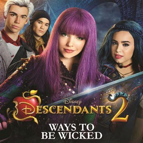 descendants wicked ways cast cameron dove sofia carson booboo boyce descendientes disney stewart movie channel songs desendientes song mp3 decendents