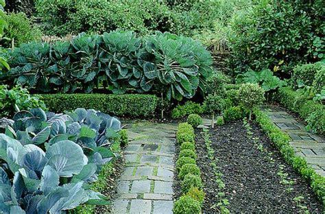 Formal Vegetable Garden Design  Kitchen Garden Jardin
