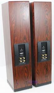 Kef Reference Series Model Two Floor Standing Speakers