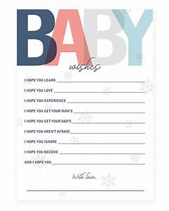 wishes for baby printable template - wishes for baby boy template images template design ideas