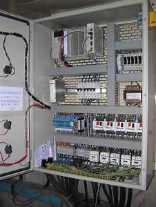Tableau Electrique Industriel Maison Travaux