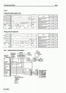 Komatsu Hydraulic Excavator Pc200en