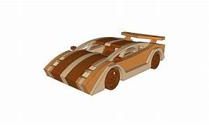 Lamborghini Countach – Plans – DM Idea