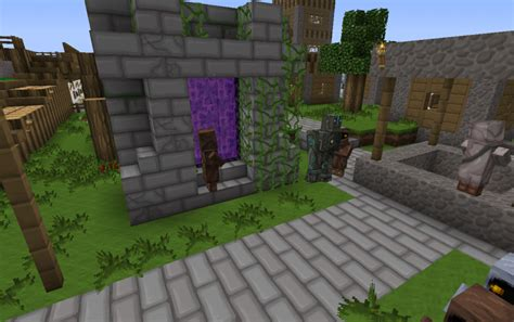 nether portal creation