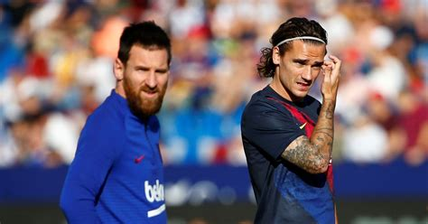 Antoine Griezmann's uncle aims thinly veiled dig at Lionel ...