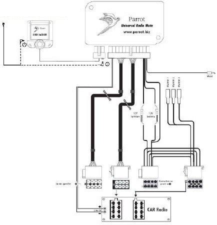 parrot 3200 ls color wiring diagram wiring diagram and schematic diagram
