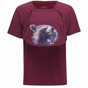 Marvel Guardians Of The Galaxy T Shirt Rocket Raccoon