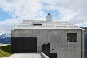 Haus Aus Beton Kosten : kleines haus projekte von pr mierten architekten ~ Yasmunasinghe.com Haus und Dekorationen