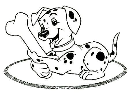 disney  dalmatians coloring pages coloring pages