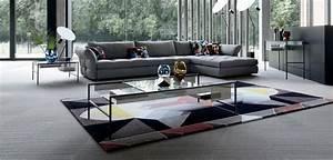 table basse agrafe roche bobois With tapis de yoga avec canapé convertible la roche bobois