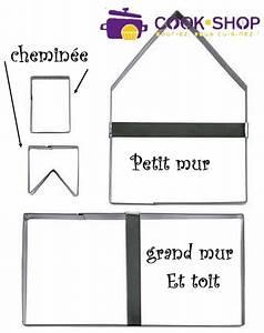 Kit Maison En Pain D épice : recette de biscuit pour maison en pain d pice cook shop ~ Teatrodelosmanantiales.com Idées de Décoration