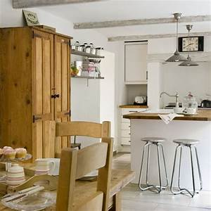 Country cottage kitchen-diner | Kitchen-diners | Dining ...