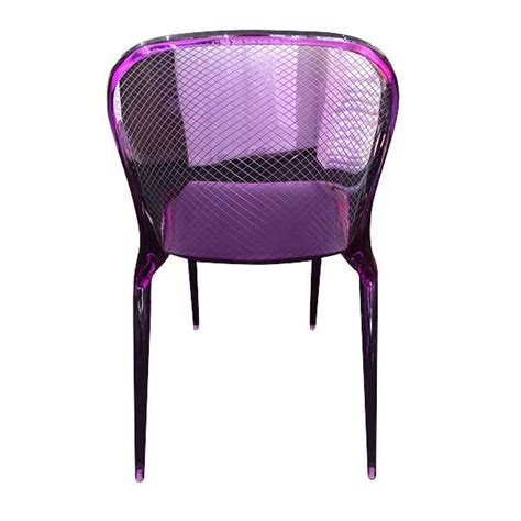 chaise kartell pas cher chaise thalya violet kartell pas cher grandes marques